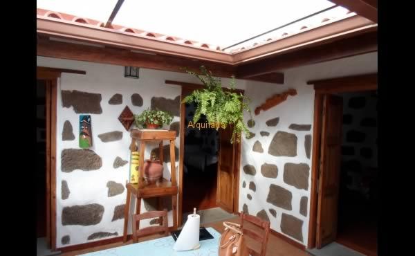 Casa en ambiente rural (2 Dormitorios)